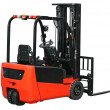 Stock Photo: Forklift from my warehouse equipment series