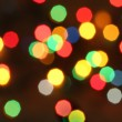 Stockfoto: Christmas lights background