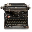 Old typewriter — Stock Photo #10500056
