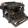 Old typewriter — Stock Photo #10500255