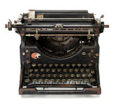 Starý psací stroj — Stock fotografie
