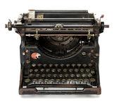 Vieja máquina de escribir — Foto de Stock