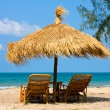 Stock Photo: Beautiful tropical beach in Cambodia