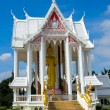 White temple — Stock Photo #10465277
