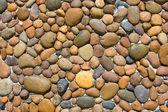 Background of small marine stones — Stock Photo