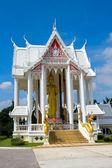Bílý chrám — Stock fotografie