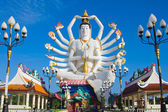 Statue of Shiva in Thailand — Stock Photo