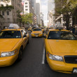 Taxi in New York — Stock Photo #10301963