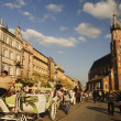 Krakow main square — Stock Photo #10303610