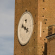 Torre Mangiin Siena, Italy — Stock Photo #10303745