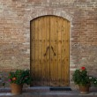 Wooden door — Stock Photo #10303982