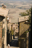 Un village en toscane, italie — Photo