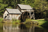 Water mill — Foto de Stock