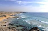 Fuerteventura beach — Stock Photo