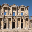 Library of Celsus in Ephesus — Stok fotoğraf