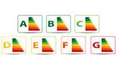 Symbols of energy consumption — Stock Vector