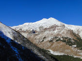 View of Mount Elbrus — Fotografia Stock
