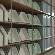 Stocked warehouse interior — 图库照片 #10360302