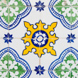 Portuguese azulejo — Stock Photo #10348850