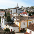 Stock Photo: Obidos Streets