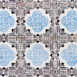 Portuguese azulejo — Stock Photo #10428643