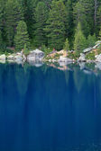 Alpine Lake — Stockfoto