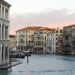 Canal grande venice - Stock Photo