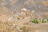 Lamayuru monastery — Stock Photo
