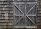 Barn Doors — Stock Photo