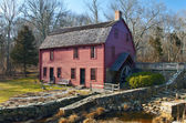 Gilbert Stuart Home and Snuff Mill — Stock Photo