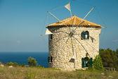 Windmill of Zante — Stock Photo