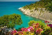 Xigia bay top view. — Stock Photo