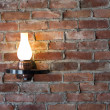 Old-Fashioned Sconce — Stock Photo