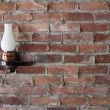 Stock Photo: Old-Fashioned Sconce