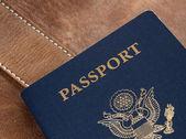 护照 — 图库照片