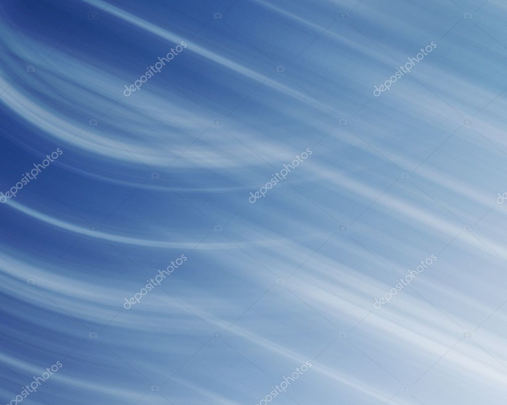 Sky blue and white linear background with straight and curved lines. — Stock Photo #10362567