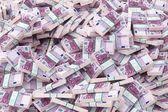 Million euros — Stock Photo