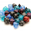 Role-playing dices — Stock Photo #10277745