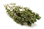 Sprig of thyme — Stock Photo