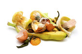 Food waste — Stock Photo