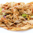 Doner kebab — Stock Photo #10296890