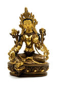 Green Tara — Stock Photo