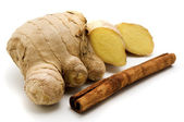 Ginger and Cinnamon — Stock Photo