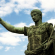 Emperor Caesar Augustus — Stock Photo