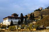 Paro's Dzong — Stock Photo