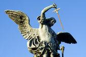 Святой michael — Стоковое фото