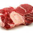 Veal shank - Stock Photo