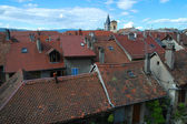 Annecy na dachu — Zdjęcie stockowe