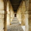 Arcade passageway — Stock Photo #10356876