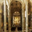 Hieronymites Monastery Interior, Lisbon (Portugal) — Stock Photo